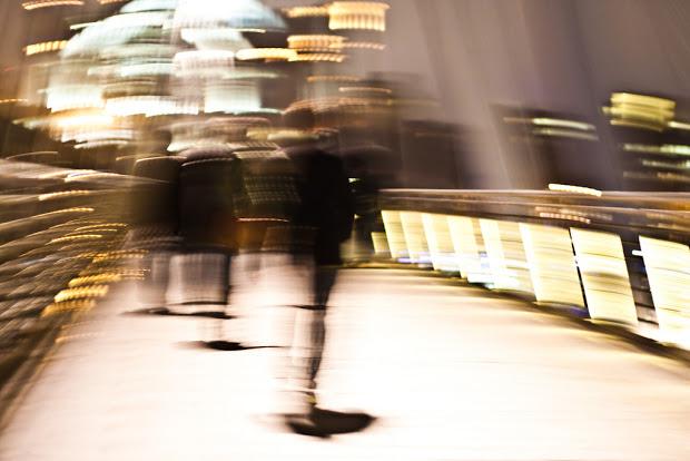 Using natural motion blur.